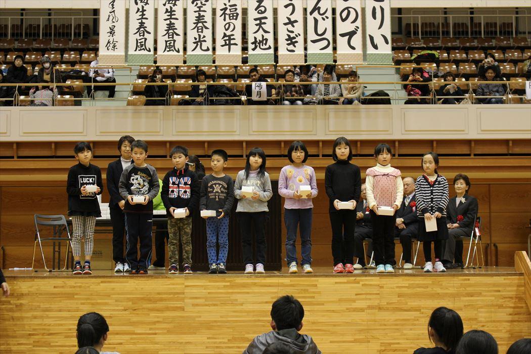 第37回青森県学生かきぞめ席書大会